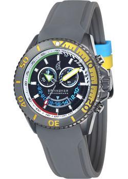 Spinnaker Часы Spinnaker SP-5021-02. Коллекция AMALFI spinnaker часы spinnaker sp 5005 018 коллекция helium