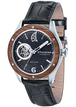 Spinnaker Часы Spinnaker SP-5034-01. Коллекция SORRENTO spinnaker часы spinnaker sp 5005 018 коллекция helium