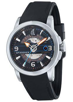 Spinnaker Часы Spinnaker SP-5041-01. Коллекция HELM spinnaker часы spinnaker sp 5048 03 коллекция bernard