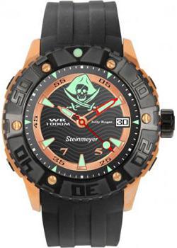 Steinmeyer Часы Steinmeyer S041.93.31. Коллекция Diving steinmeyer часы steinmeyer s041 03 33 коллекция diving
