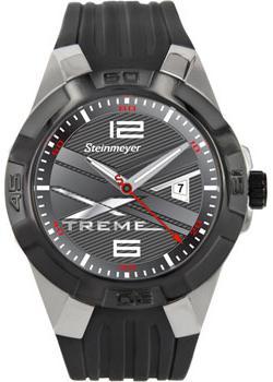 цена на Steinmeyer Часы Steinmeyer S051.73.23. Коллекция Extreme