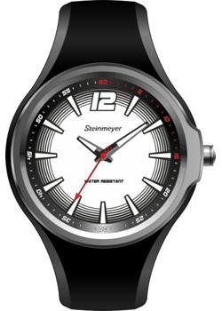 Steinmeyer Часы Steinmeyer S191.11.33. Коллекция Motocross steinmeyer часы steinmeyer s191 18 37 коллекция motocross