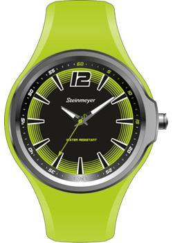 Steinmeyer Часы Steinmeyer S191.17.30. Коллекция Motocross steinmeyer часы steinmeyer s191 18 37 коллекция motocross
