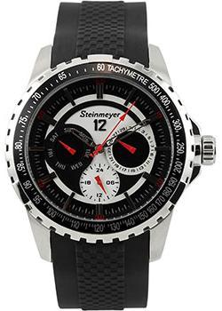 цена Steinmeyer Часы Steinmeyer S206.13.33. Коллекция Aerobatics онлайн в 2017 году