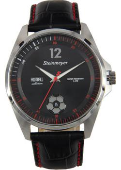 цены на Steinmeyer Часы Steinmeyer S241.11.35. Коллекция Football в интернет-магазинах