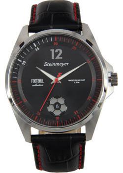 Steinmeyer Часы Steinmeyer S241.11.35. Коллекция Football steinmeyer часы steinmeyer s241 14 37 коллекция football