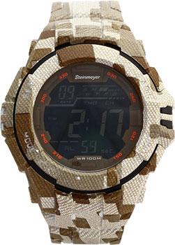 Steinmeyer Часы Steinmeyer S302.16.51. Коллекция Airsoft steinmeyer наручные мужские часы steinmeyer s302 17 53 коллекция airsoft
