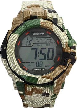 Steinmeyer Часы Steinmeyer S302.17.53. Коллекция Airsoft steinmeyer наручные мужские часы steinmeyer s302 17 53 коллекция airsoft