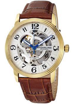 Фото - Stuhrling Original Часы Stuhrling Original 107BG.3335T2. Коллекция Legacy stuhrling original часы stuhrling original 598 02 коллекция legacy