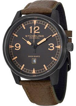 Stuhrling Original Часы Stuhrling Original 1129Q.03. Коллекция Aviator stuhrling original часы stuhrling original 207 03 коллекция leisure