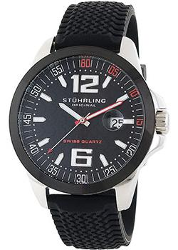Stuhrling Original Часы Stuhrling Original 219A.332D664. Коллекция Aviator цена и фото