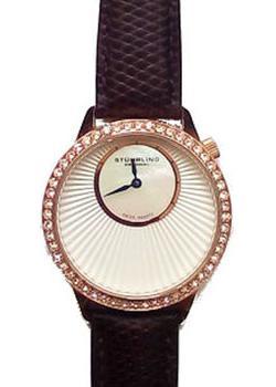 купить Stuhrling Original Часы Stuhrling Original 336.124P22. Коллекция Vogue по цене 9820 рублей