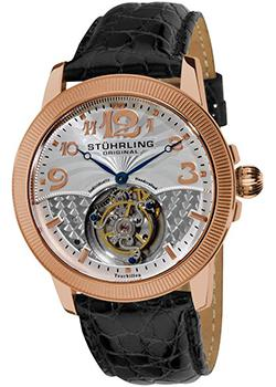 ������� ���� Stuhrling Original 350.33452. ��������� Tourbillon