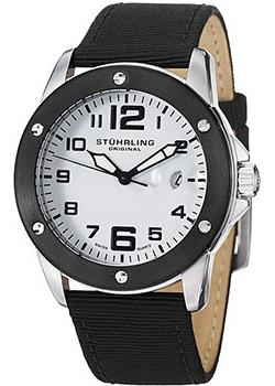 Stuhrling Original Часы 463.33DBO2. Коллекция Aviator