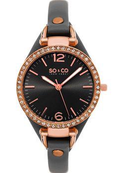 цена Stuhrling Original Часы Stuhrling Original 5061.1. Коллекция So&Co онлайн в 2017 году
