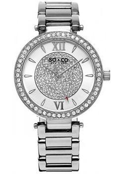 цена Stuhrling Original Часы Stuhrling Original 5234.1. Коллекция So&Co онлайн в 2017 году
