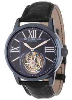 купить Stuhrling Original Часы Stuhrling Original 537.33X51. Коллекция Grand Imperium Tourbillon онлайн