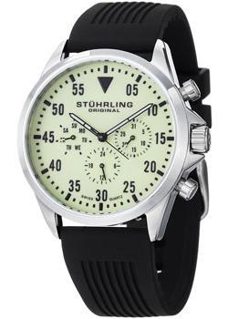 Stuhrling Original Часы Stuhrling Original 600.01. Коллекция Aviator stuhrling original часы stuhrling original 1129q 03 коллекция aviator
