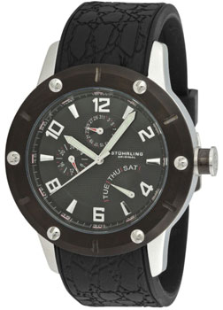 купить Stuhrling Original Часы Stuhrling Original 622.33161. Коллекция Torino Lista по цене 16630 рублей