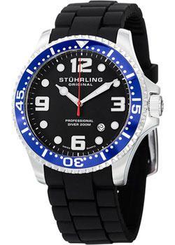 Stuhrling Original Часы Stuhrling Original 675.01SET. Коллекция Aquadiver stuhrling original часы stuhrling original 225g 33561 коллекция aquadiver