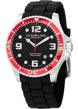 Stuhrling Original Часы Stuhrling Original 675.02SET. Коллекция Aquadiver stuhrling original часы stuhrling original 225g 33561 коллекция aquadiver
