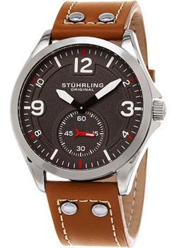 Stuhrling Original Часы Stuhrling Original 684.02. Коллекция Aviator stuhrling original часы stuhrling original 1129q 03 коллекция aviator
