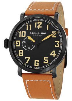 Stuhrling Original Часы Stuhrling Original 721.03. Коллекция Aviator stuhrling original часы stuhrling original 1129q 03 коллекция aviator