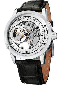 цена Stuhrling Original Часы Stuhrling Original 837.01. Коллекция Legacy онлайн в 2017 году