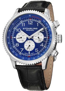 Stuhrling Original Часы Stuhrling Original 858L.02. Коллекция Monaco  цены в интернет-магазинах