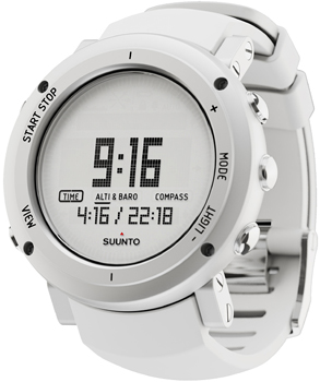 Suunto Умные часы Suunto CORE ALU PURE WHITE suunto умные часы suunto elementum terra n black yellow leather