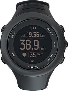 Suunto Умные часы Suunto AMBIT3 SPORT Black умные часы suunto ambit3 sport black ss020681000