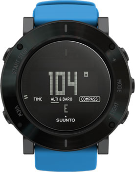 Suunto Умные часы Suunto CORE BLUE CRUSH suunto core violet crush