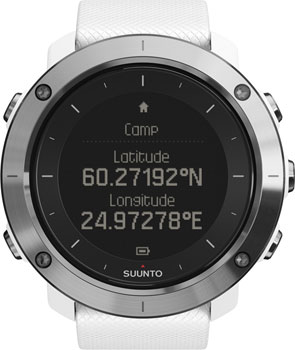 Suunto Умные часы Suunto TRAVERSE WHITE suunto traverse black