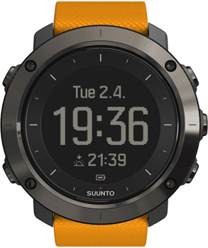 Suunto Умные часы Suunto TRAVERSE GRAY suunto traverse black