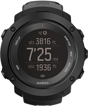 Suunto Умные часы Suunto SS021965000. Коллекция Ambit3 смарт часы suunto ambit3 vertical hr синий ss021968000