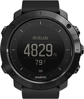 Suunto Умные часы Suunto SS022291000. Коллекция Traverse suunto умные часы suunto elementum terra p black leather