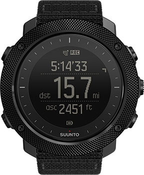 Suunto Умные часы Suunto TRAVERSE ALPHA FOLIAGE часы suunto в финляндии