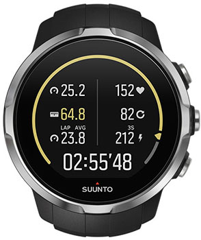 Suunto Часы Suunto SPARTAN SPORT BLACK мужские часы suunto ss022655000
