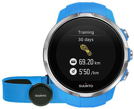Suunto Часы Suunto SPARTAN SPORT BLUE (HR) suunto spartan sport