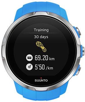 Suunto Часы Suunto SPARTAN SPORT BLUE цена 2017