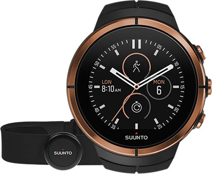 Suunto Часы Suunto SPARTAN ULTRA COPPER SPECIAL EDITION HR умные часы suunto spartan sport wrist hr copper