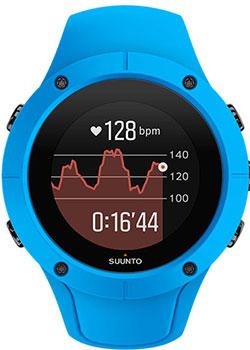 Suunto Часы Suunto SPARTAN TRAINER WRIST HR BLUE ремешок для спортивных часов suunto spartan trainer wrist hr sandstone strap