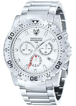 Swiss Eagle Часы Swiss Eagle SE-9008-22. Коллекция Fleet цена и фото