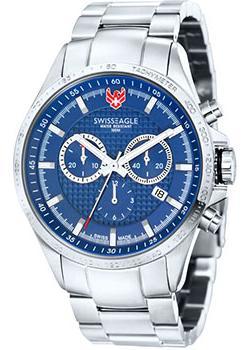 Swiss Eagle Часы Swiss Eagle SE-9034-33. Коллекция Corporal часы nixon corporal ss matte black industrial green