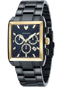 Swiss Eagle Часы Swiss Eagle SE-9050-66. Коллекция Arnkell swiss eagle часы swiss eagle se 9050 44 коллекция arnkell