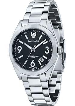 Swiss Eagle Часы Swiss Eagle SE-9058-11. Коллекция Operator цена и фото