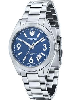Swiss Eagle Часы Swiss Eagle SE-9058-33. Коллекция Operator цена и фото