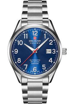 Swiss military hanowa Часы Swiss military hanowa 05-5287.04.003. Коллекция Helvetus