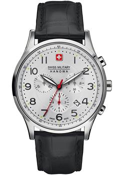 Часы Swiss Military Hanowa Patriot 06-4187.04.001