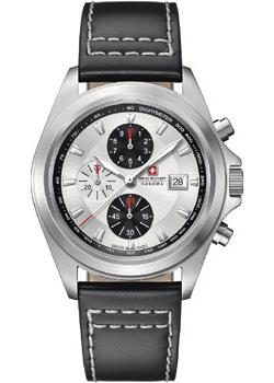 купить Swiss military hanowa Часы Swiss military hanowa 06-4202.1.04.001. Коллекция Infantry Chrono по цене 28100 рублей